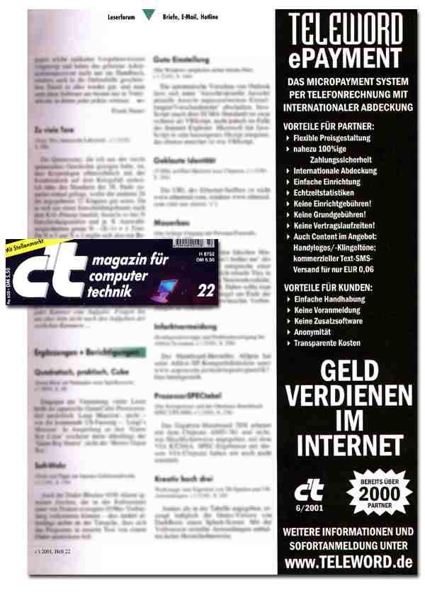 ct 22/2001